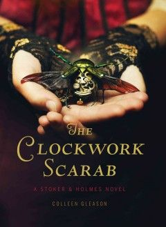 Sherlock Holmes' niece and Bram Stoker's  sister join together to solve a series of  murders in steampunk London. Book: http://iii.ocls.info/record=b1925231~S1 eBook: https://iii.ocls.info/record=b1891968~S1