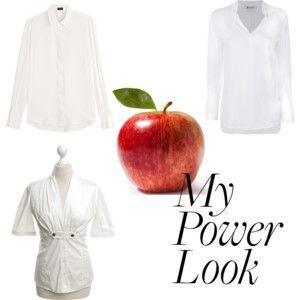 Perfect Shirt for an Apple Shape