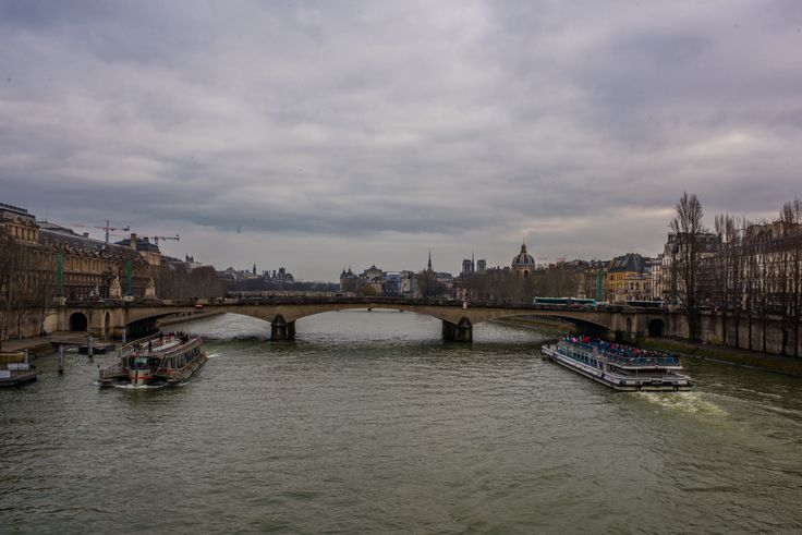 Pont Royal, Paris by Ángel Robles. Travel photography.