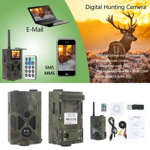 Hunting Trail Camera 3G network Outdoor Camera