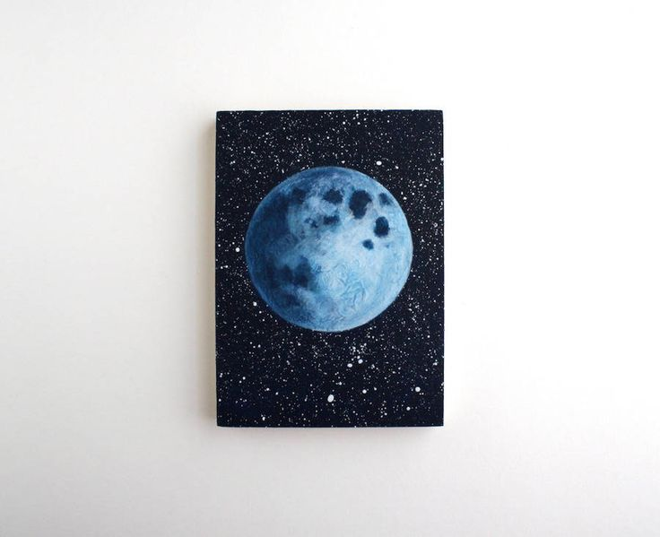 Impressive Miniature Paintings of Starry Nights – Fubiz Media
