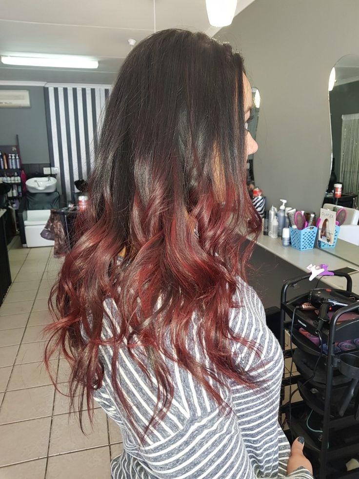 Inebrya Red booster Done by Hair inc. Klerksdorp