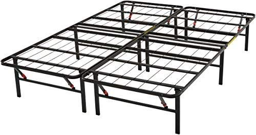 Amazon Com Amazonbasics Foldable Platform Bed Frame Tool Free
