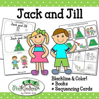 36 Best Images About Jack And Jill On Pinterest Baa Baa
