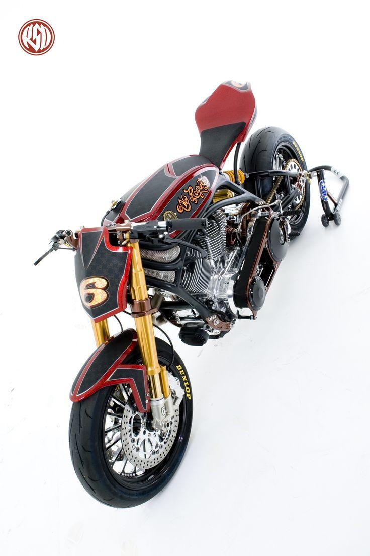 Bikes motorcycle parts and riding gear roland sands design - No Regrets Via Roland Sands Designs