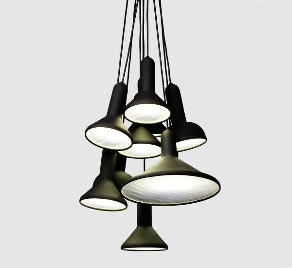Torch Light S10 Bunch Suspension Lamp