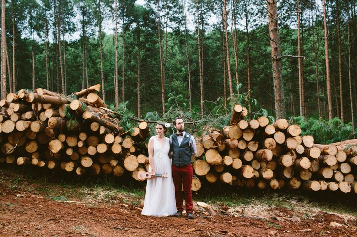 Forest wedding in Magoebaskloof, Limpopo, South Africa #VisitMagoebaskloof