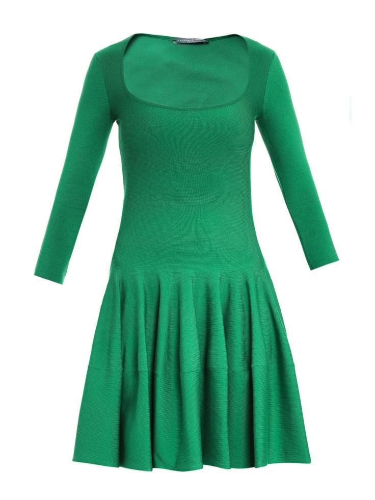 #mcqueen dress