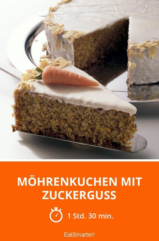 Yummy – Möhrenkuchen geht immer oder?