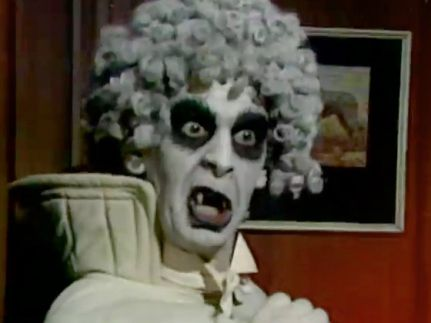 Count Homogenized first episode of his own series 1982 copy
