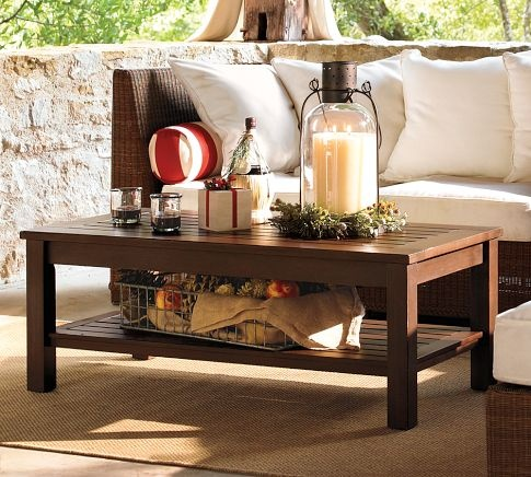 Chesapeake Coffee Table From Pottery Barn. Outdoor ... Part 63