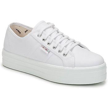 Zapatillas #victoria Los años 90 están de moda con esta zapatilla de caña baja con una suela XXL. Victoria pone al día la zapatilla con suela gruesa y esto encanta a las fashionistas.