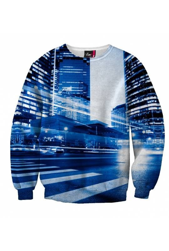 "$59 Do you like to be in the spotlight? Let the ""Shiny Street"" lighten up everything around you. This sexy sweater goes great with jeans. You will look bright and sharp. Want to feel special? Choose the ""Shiny Street"" and the night is yours!"