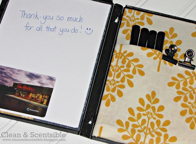 Clean & Scentsible: Teacher Appreciation Gift