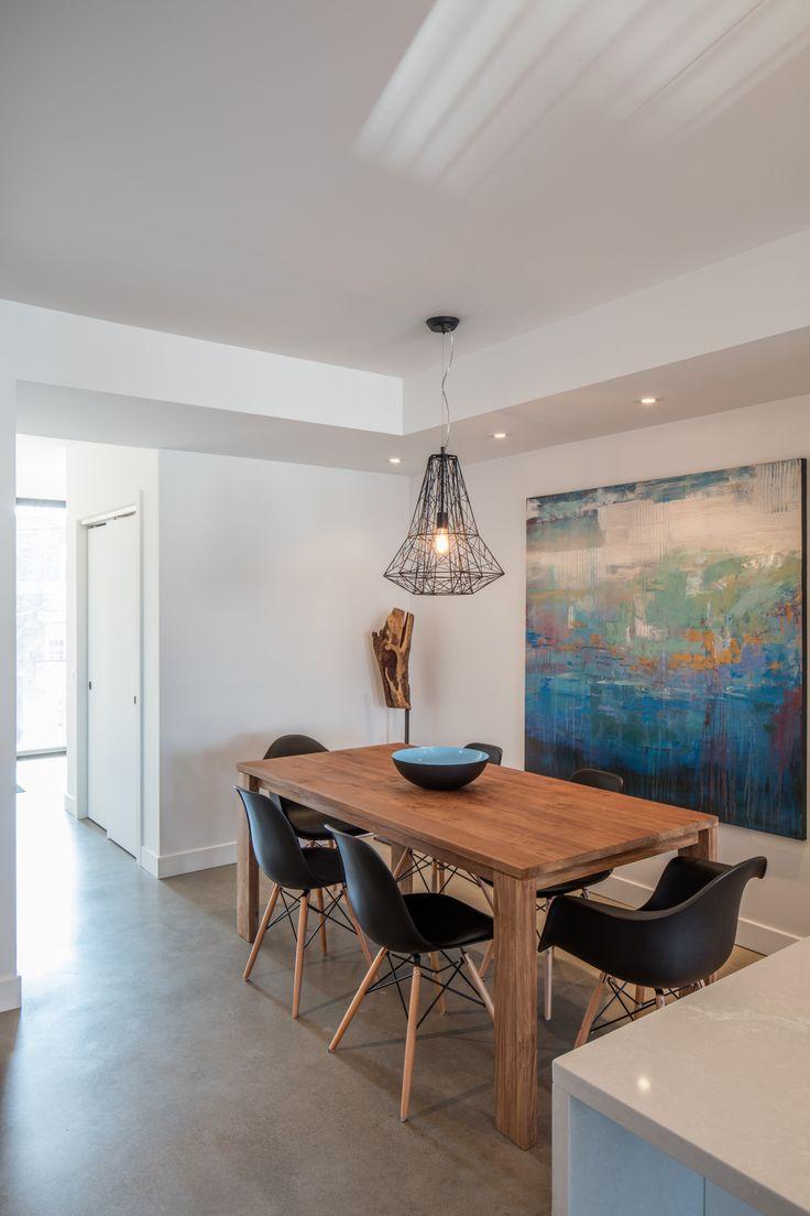 Les 25 meilleures id es de la cat gorie salles manger confortables sur pinterest salle for Acheter des chaises de salle a manger pour deco cuisine