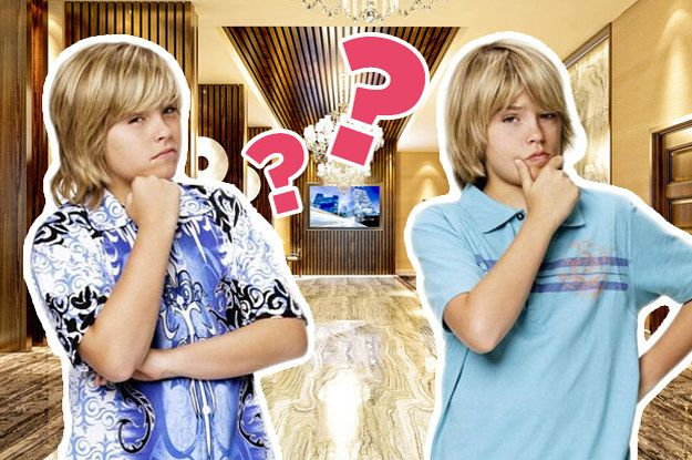 Stay At A Hotel And We Ll Reveal If You Re More Zack Or Cody