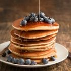 Oatmeal Cottage Cheese Pancakes Recipe - Food.com - 43072 - Use 2 whole eggs instead of just whites