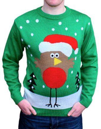 mens novelty christmas jumper - Google Search