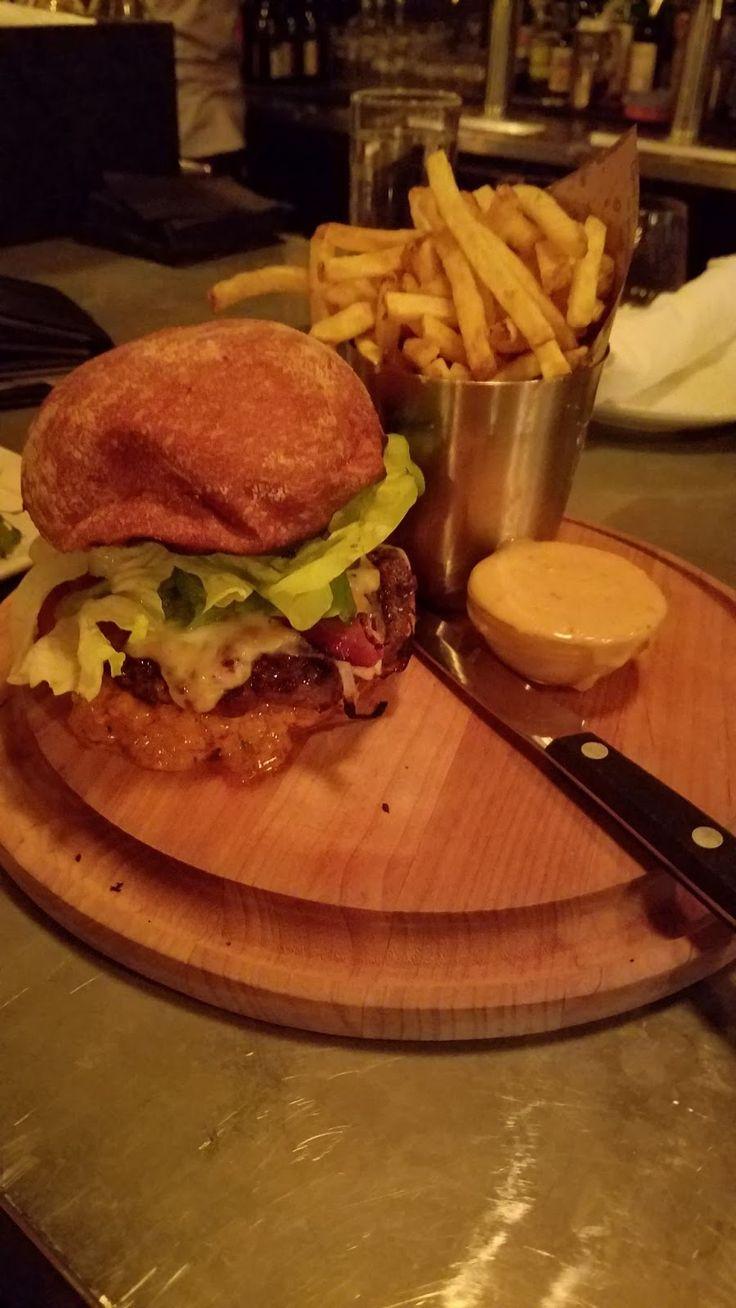 Tasty N Alder, downtown Portland  #american #burger #cheeseburger