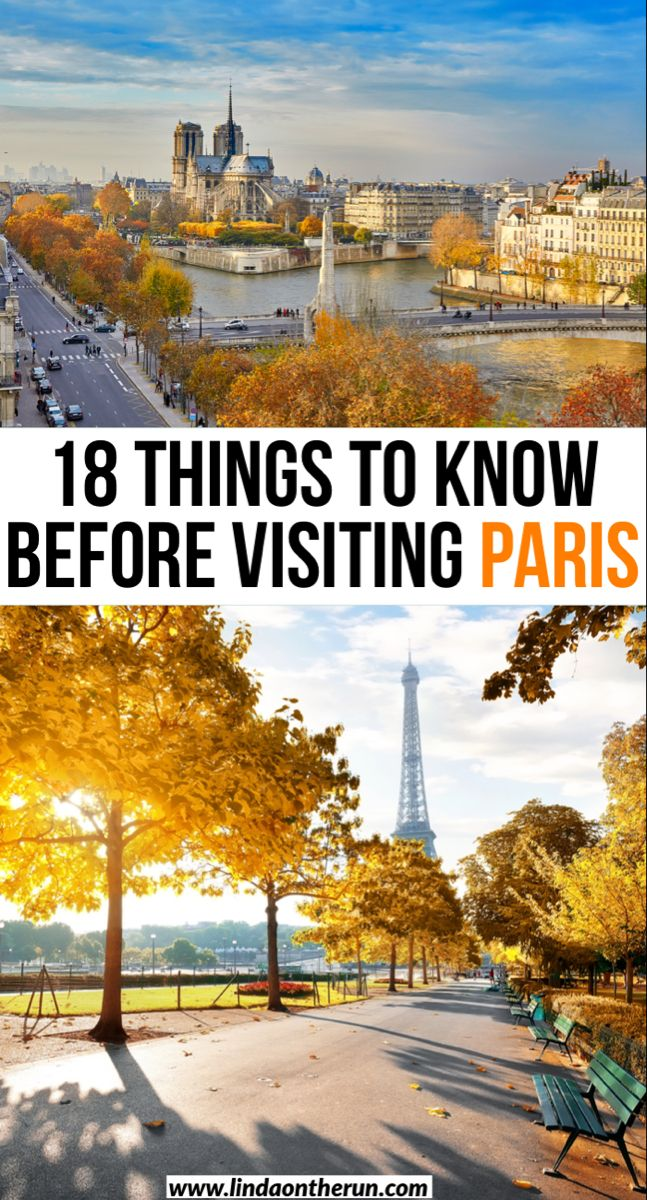 18 Things To Know Before Your First Time In Paris Europe Travel France Travel Guide Paris Travel