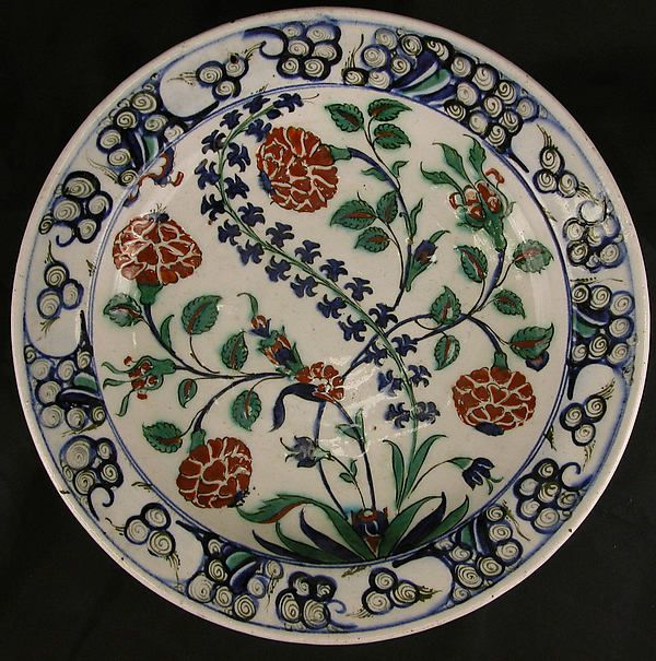 Date: early 17th century Geography: Turkey, Iznik
