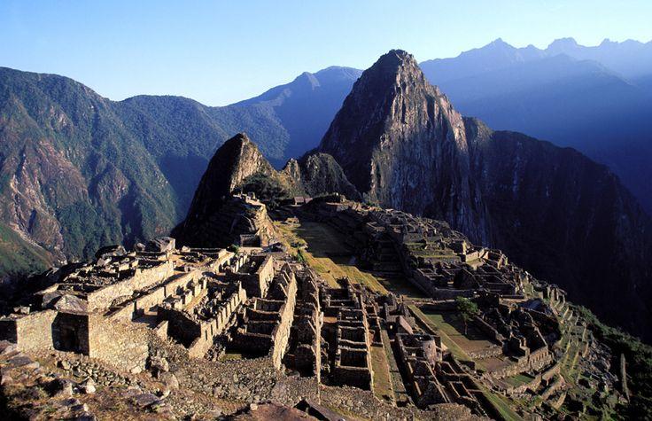 Nueva Maravilla: Machu Picchu, Perú