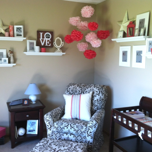 17 best images about nursery design pop of color on for Neutral decor with pops of color