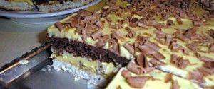 Tvarohový koláč bez vajec a pečení | NejRecept.cz