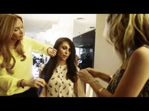 New Video Post in On. Mystyleforecast exclusive event feat. Koleston. #thehairwalkproject #yellow_meets_purple