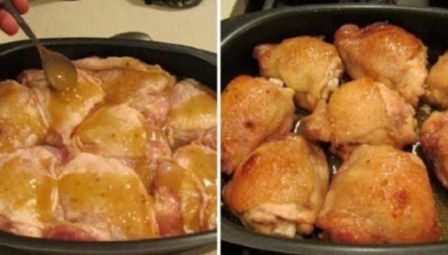 Én aztán gyakran sütök csirkét, de ennél jobbat még nem ettem! Még a kritikus nagyfiam is megdicsérte!