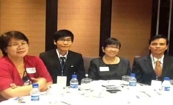 Trường Trung cấp Bách Khoa Sài Gòn tham dự Hội nghị Xúc tiến đầu tư ký kết hợp tác đào tạo cùng Trinity University Of ASIA - Philippines