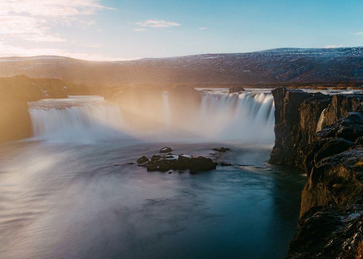https://flic.kr/p/ASY85Q | Goðafoss | Waterfall of the Gods.   Instagram | VSCO | 500px