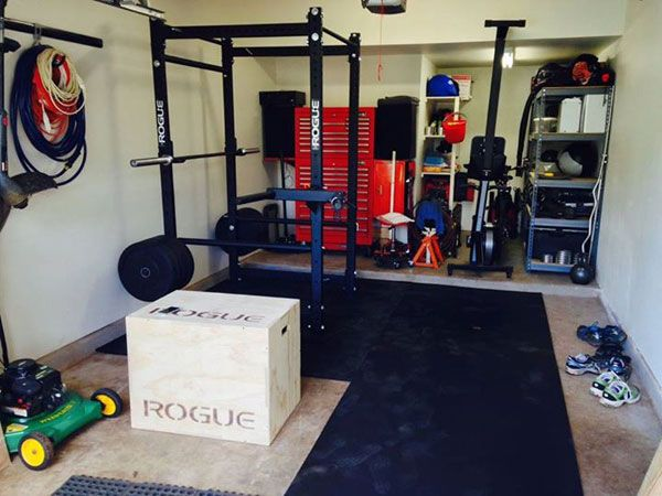 Best images about garage gym on pinterest plate