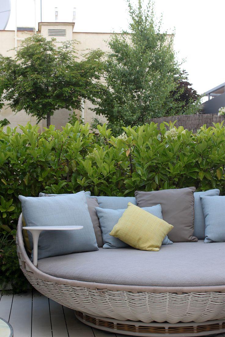 204 best jardines la habitacion verde images on pinterest for Jardines en terrazas