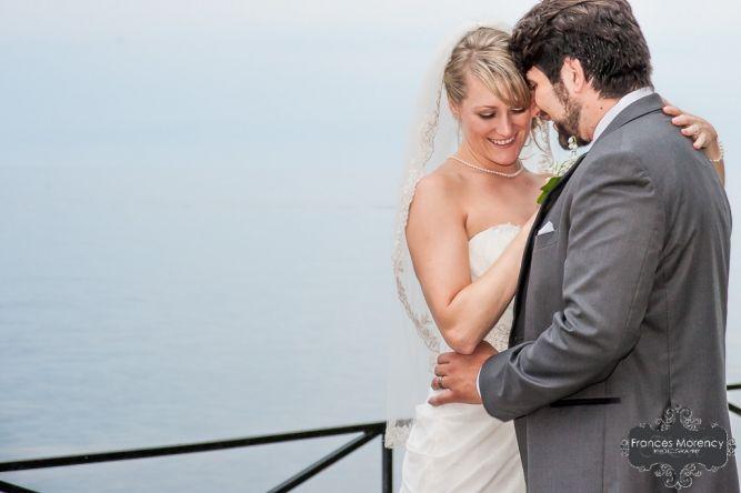 waterfront wedding in hamilton