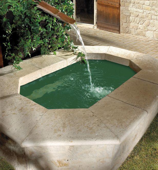 47++ Fontaine de jardin avec jet d eau ideas
