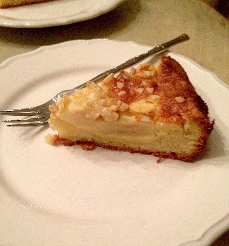 Southern German Apple Cake recipe - very good!