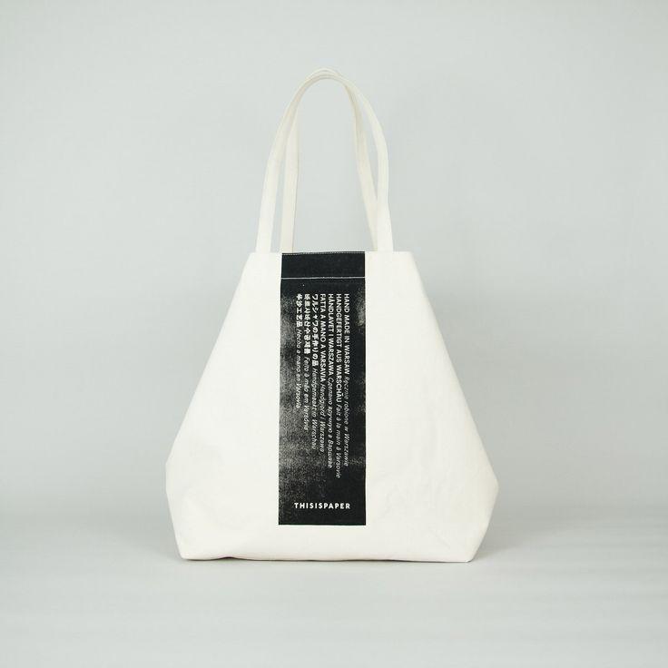 REGULARS 02: Weekender Bag 01  by Thisispaper