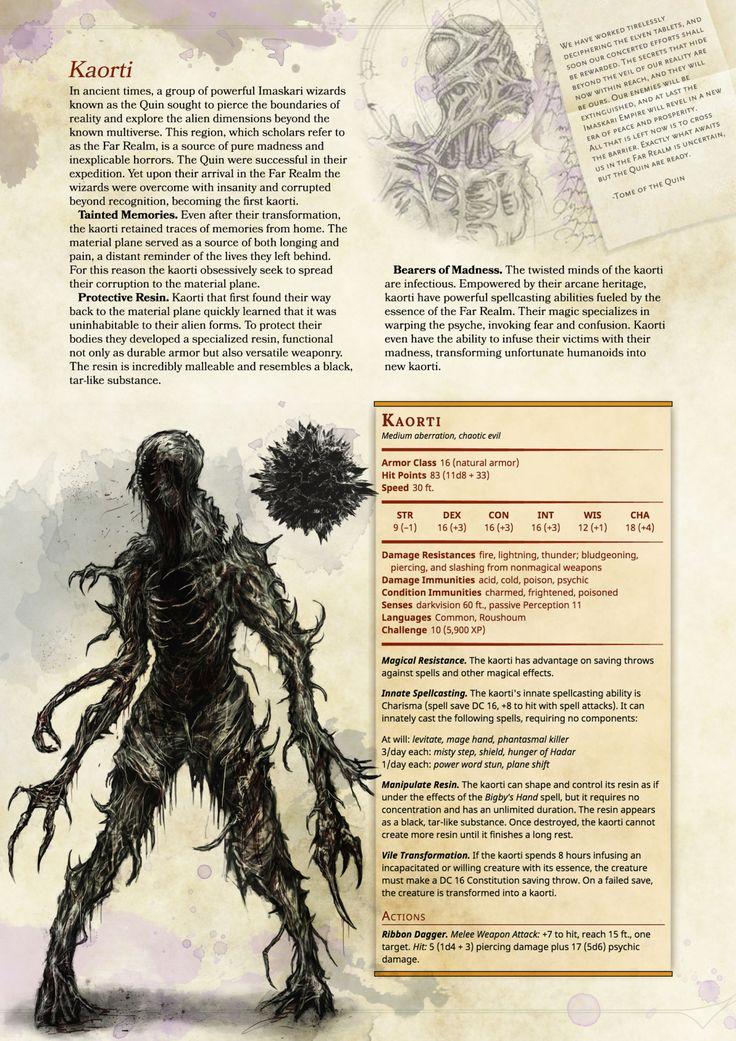 monster handbook d&d 5e