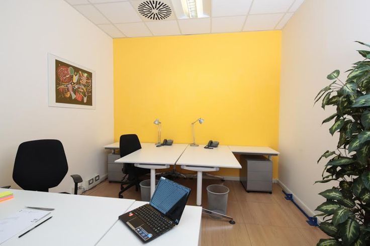 THE RISE OF THE SERVICED OFFICES MARKET