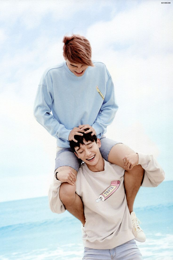 Kai and Chenchen | EXO Dear Happiness photobook 2016 <3