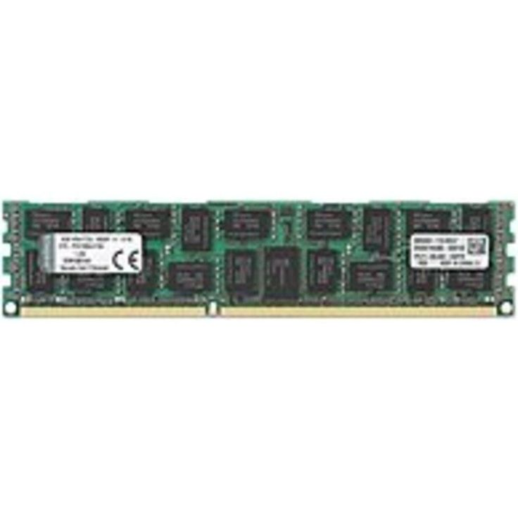 Kingston KTD-PE313Q8LV-16G Memory Module - 16 GB - DDR3L SDRAM - 1333 MHz - 240-pin - ECC