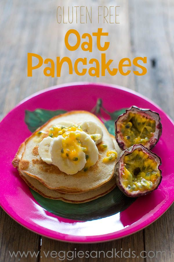 Pancake Tuesday: Basic recipe for pancakes made with flour ground from gluten free rolled oats.