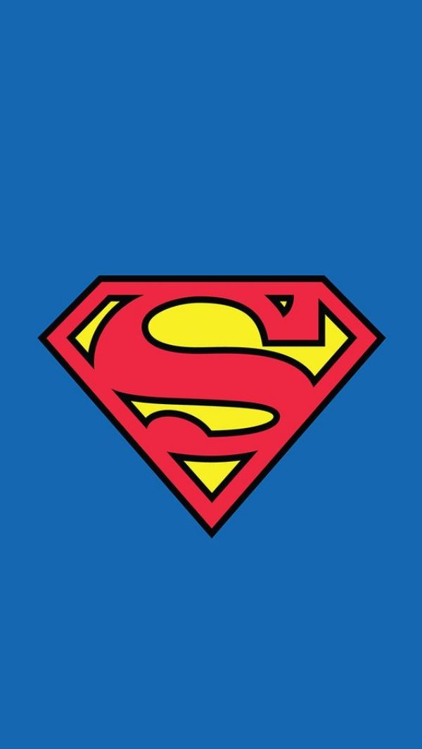 40 Awesome Superhero Wallpapers For Iphone Superman Wallpaper