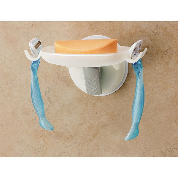 Rivantis Mother's Day Sale - MHI Safe-er-Grip Suction Cup Soap Dish with Razor Hooks $13.59 (Reg. $16.99)