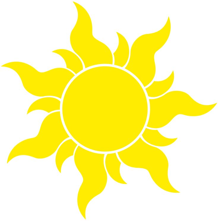 "sun pattern for banner (thinking if we ever have a girl a ""tangled"" theme room would be cute, purple walls and yellow suns..."