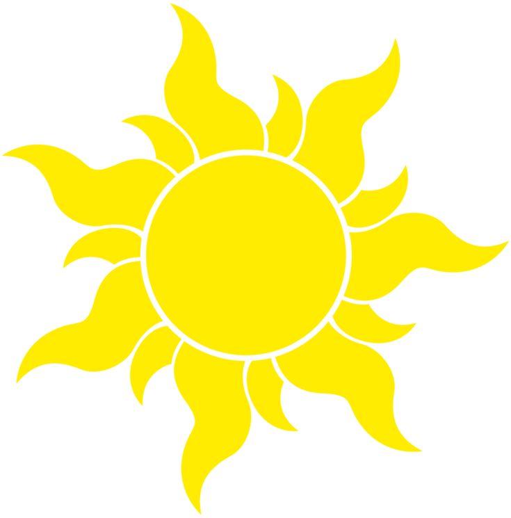Tangled Sun Symbol -HUGE- - ClipArt Best - ClipArt Best