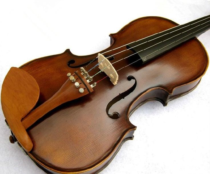 123.50$  Watch now - http://aliqdp.worldwells.pw/go.php?t=32382008393 - archaize violin 1/8 1/4 1/2 3/4 4/4 violin handcraft violino Musical Instruments with violin rosin case shoulder rest / bow