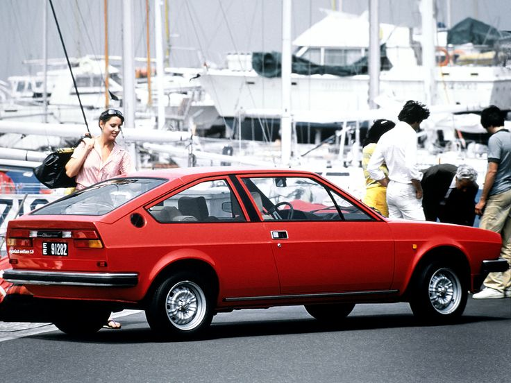 ATTENZIONE! Alfa Romeo Alfasud Sprint Veloce 1.5 - 1979