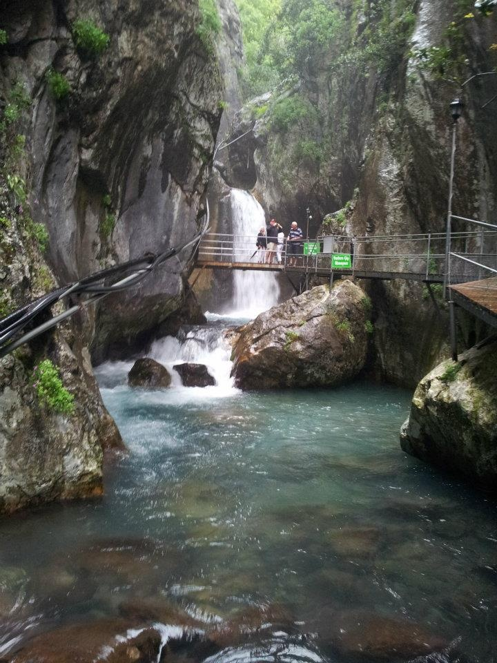 Sapadere Canyon / Alanya. Wanna go there! #Alanya #Turkey
